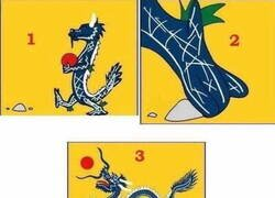 Enlace a El origen de la bandera Qing