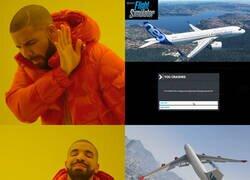 Enlace a ¿Flight simulator...? no gracias, para eso existe GTA