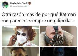 Enlace a Batman necesita mejorar su traje