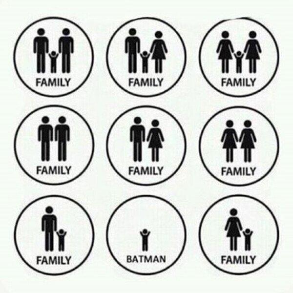 Otros - Diferentes modelos de familia