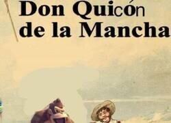 Enlace a Don Quicón de la Mancha