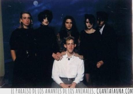 blanca,familia,goth,gotico,negra,normal,oscuro,Oveja,rock