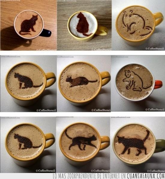 arte,Cafe,Capuccino,dibujos,tazas