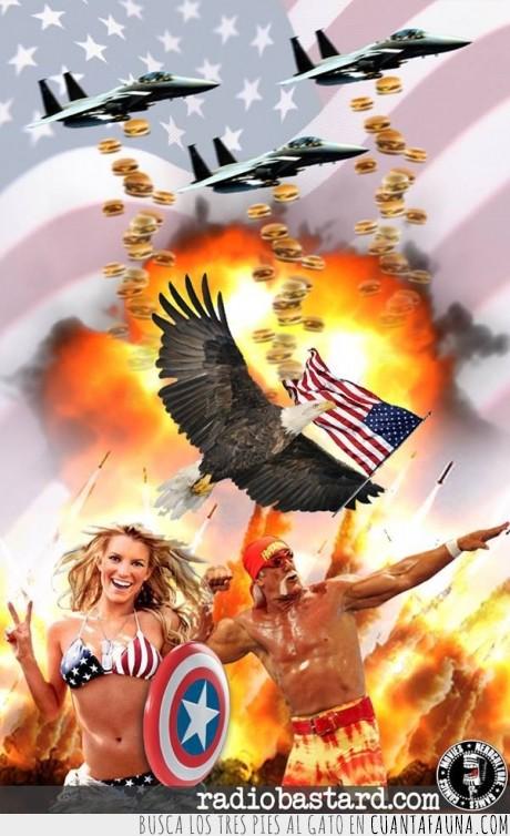 águila,bandera,eeuu,estados unidos,fuegos,guerra,tías,usa