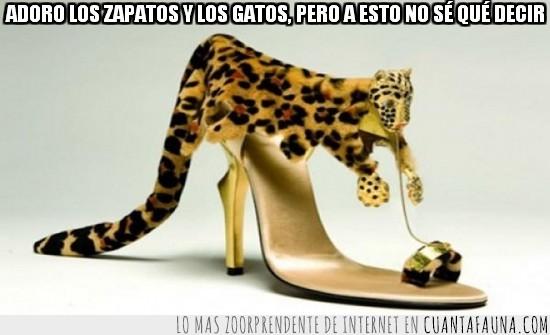diseño,felino,gato,leopardo,zapatos,¿te lo pondrias?