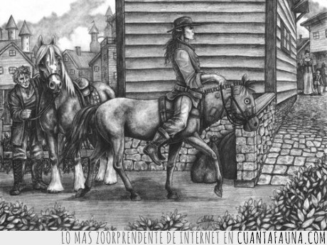 caballo,centauro,dibujo,disfraz