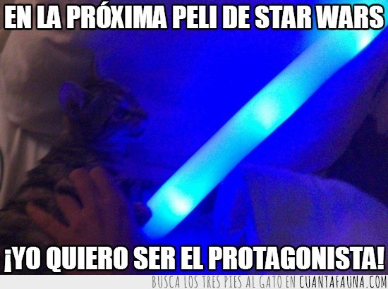 espada,Kenya,laser,protagonista,Star Wars