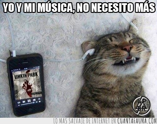 auriculares,iPhone,linkin park,movil,smartphone