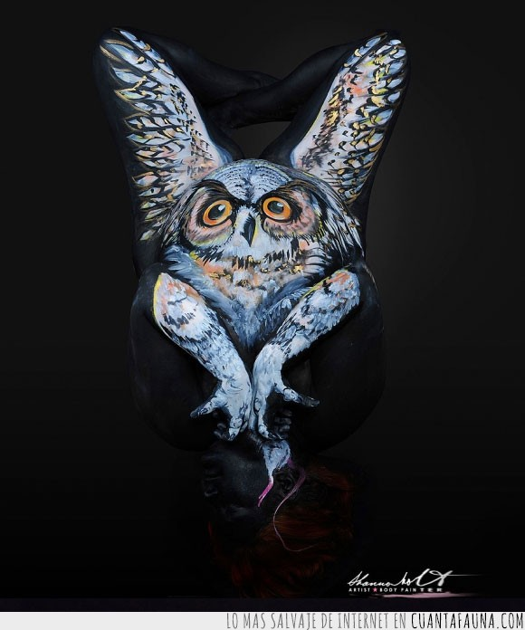 body painting,bodypainting,excelente,fauna,florida,lista,pintura,shannon holt