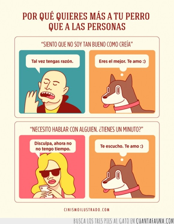 amigo,amistad,disponible,intereses,mascota,no le importa si eres rico o pobre,oir,perro