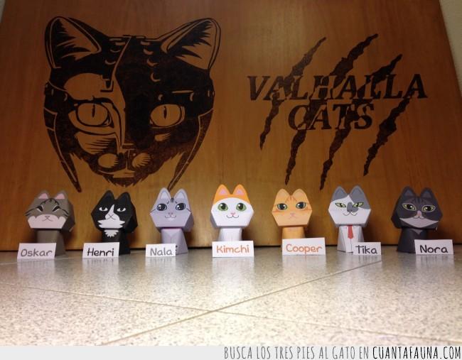 gatos,the purring quest,tika,valhalla cats,videojuego