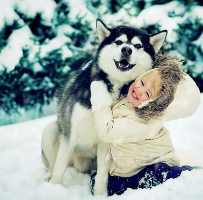 26981 - La amistad entre niños y animales reflejada en preciosas fotografías