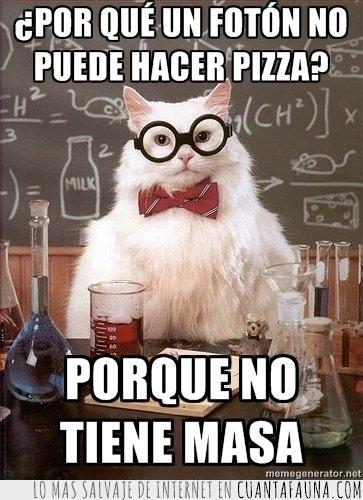 chistaco,humor,no tiene masa,químico