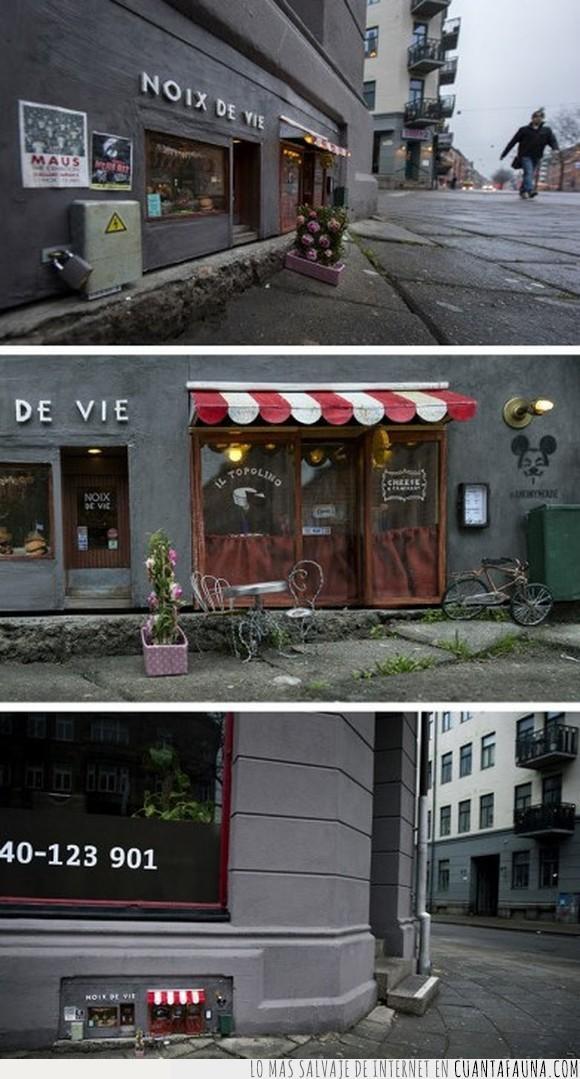 bar,ratones,Suecia,tienda