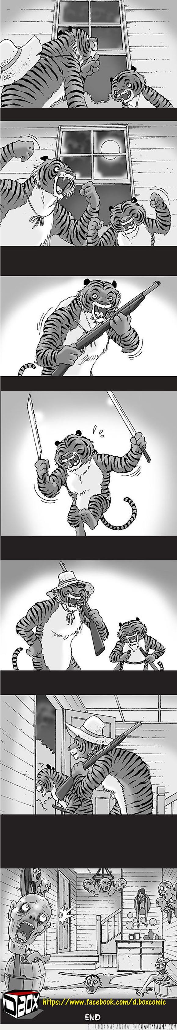 caza,cazar,humanos,tigres