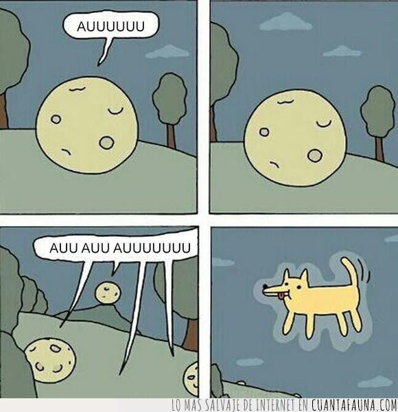 lobo,luna,mundo paralelo