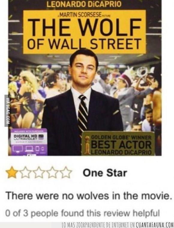 estricta,estúpidas,las patatas van con sal,lobo,pelúcula,una estrella,wall street
