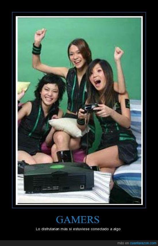 asiáticas,gamers,videojuegos