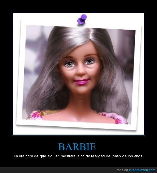 arrugas,barbie,edad