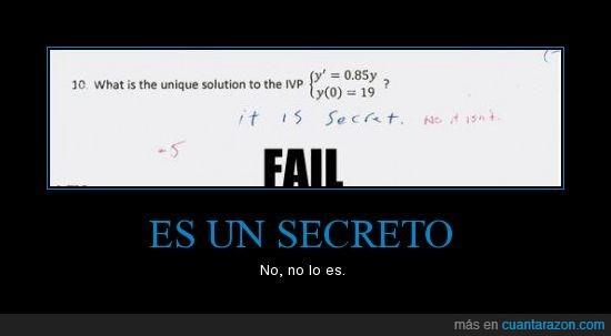 fail,mates,secret