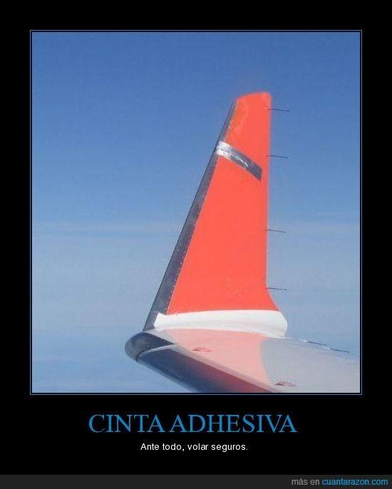ala,avión,peligro,seguridad,volar