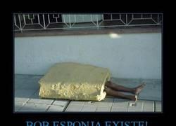 Enlace a BOB ESPONJA EXISTE!
