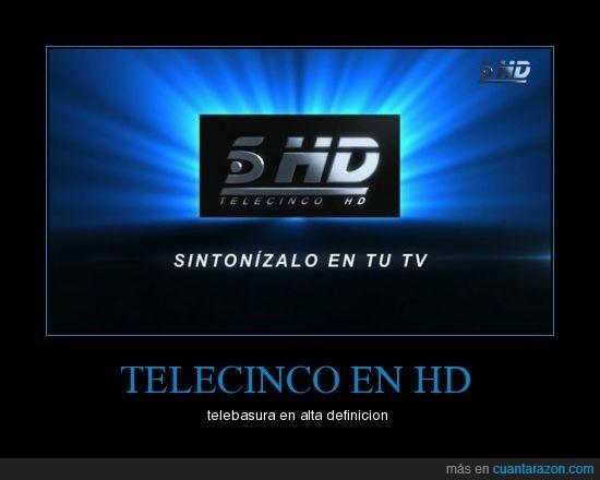 alta definición,hd,telecinco