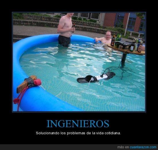 ingenieros,piscina