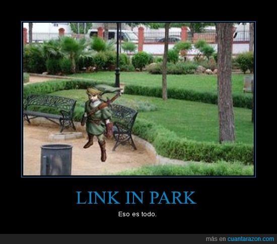 grupo,in,link,musica,park,zelda