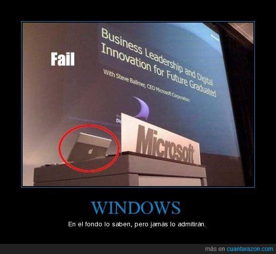 fail,mac,windows