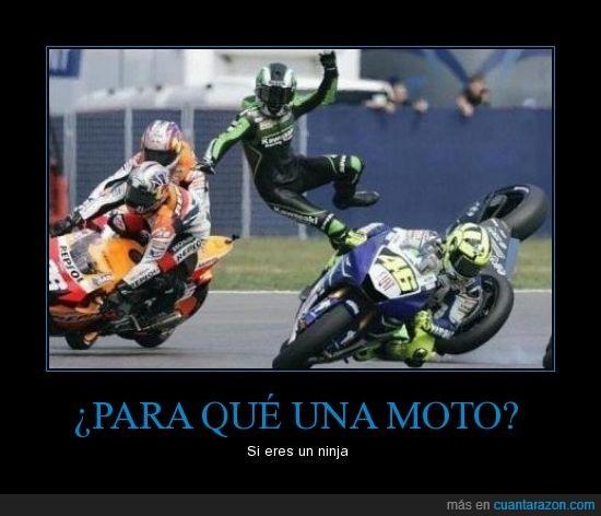 motos,ninja