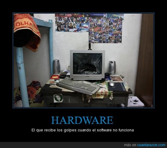 hardware,ordenador,software