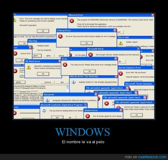 error,ventanas,windows