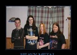 Enlace a HEAVY METAL