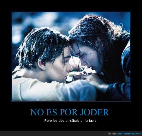 Jack,Rose,Tabla,Titanic