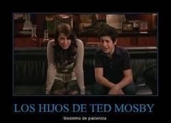 Enlace a LOS HIJOS DE TED MOSBY