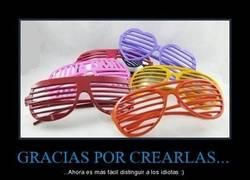 Enlace a GRACIAS POR CREARLAS...