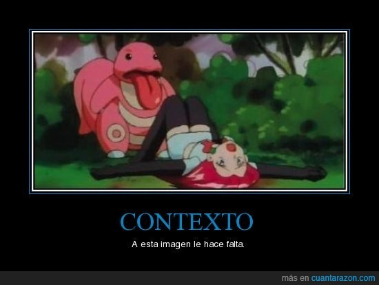 Contexto,pokemon