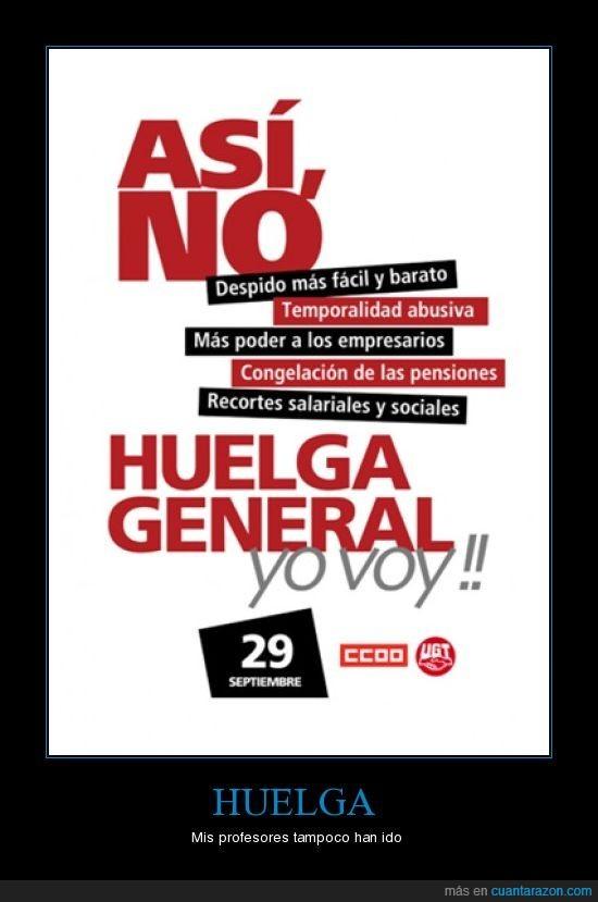 huelga,piquetes,profesores,sindicatos