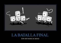 Enlace a LA BATALLA FINAL