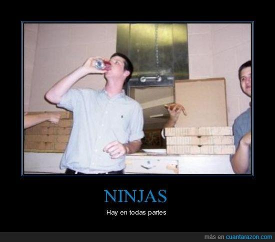 ninja,pizza