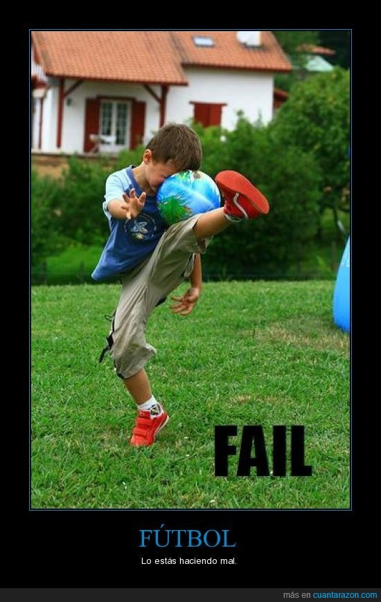 fail,fútbol