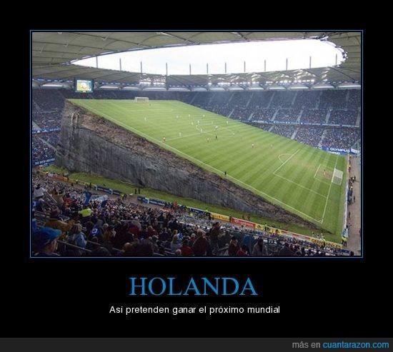 campo,futbol,holanda,mundial,partido