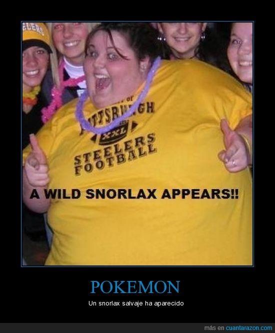 snorlax pokemon