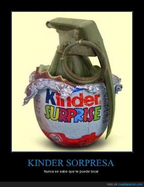 granada,kinder sorpresa