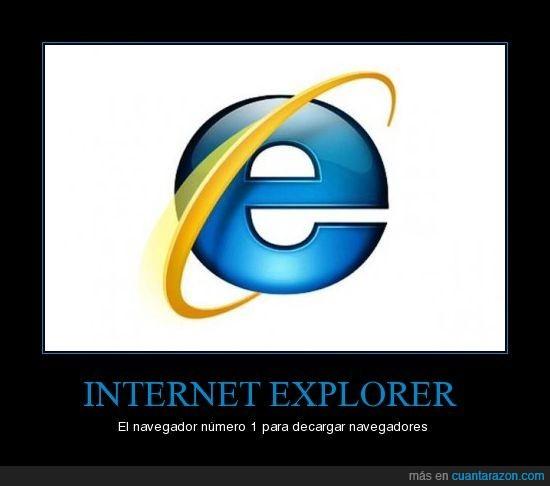 ie,internet explorer,microsoft,navegador