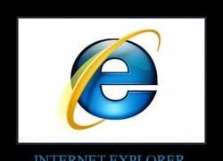 Enlace a INTERNET EXPLORER