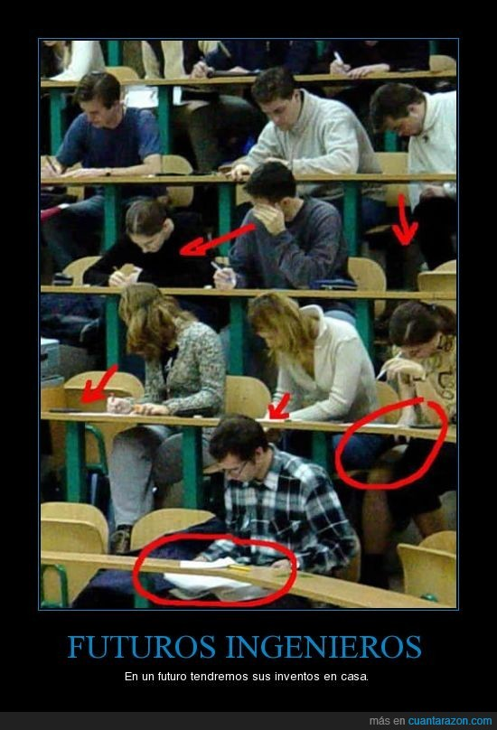 copiar,examen,Ingenieros