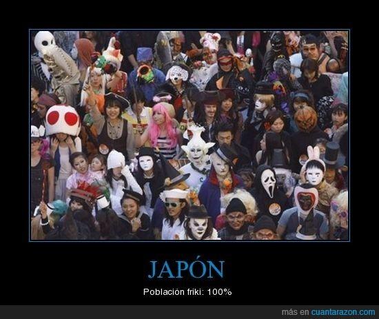 disfraz,friki,halloween,japon