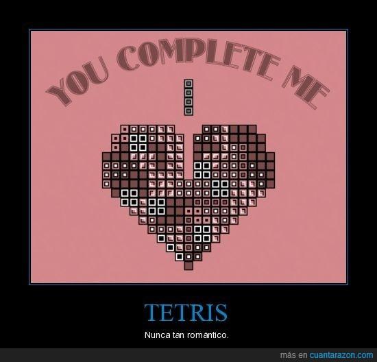 amor,corazón,tetris